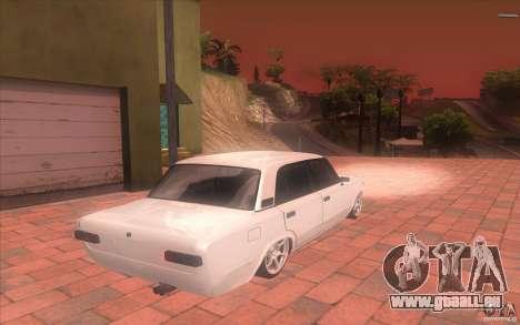 VAZ 2101 Auto Tuning für GTA San Andreas linke Ansicht