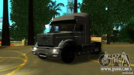 ZIL 5417 SuperZil pour GTA San Andreas