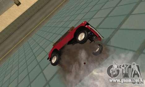 VAZ 2121 Niva für GTA San Andreas Innenansicht