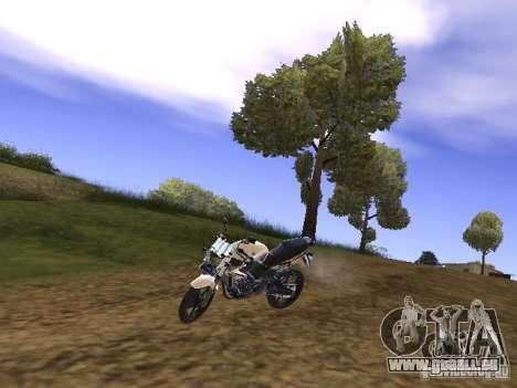 Yamaha V-Ixion pour GTA San Andreas