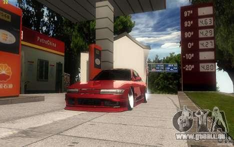 Nissan Silvia S13 Clean Edition für GTA San Andreas Seitenansicht