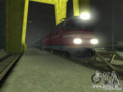 Interrupteur rail shooter pour GTA San Andreas