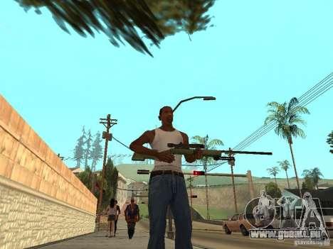 M40A3 für GTA San Andreas