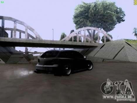 Mazda Speed 3 Stance für GTA San Andreas rechten Ansicht