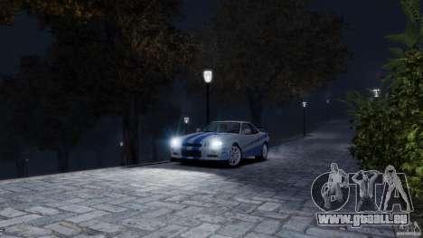 Low End PC ENB By batter für GTA 4 elften Screenshot