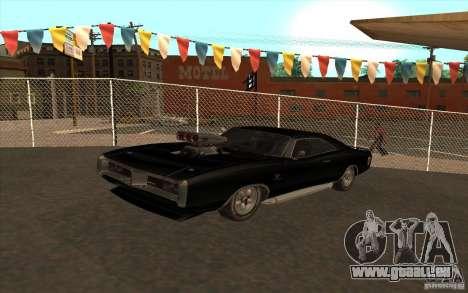 Ducs de GTA4 pour GTA San Andreas