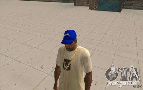 Cap WCCB pour GTA San Andreas