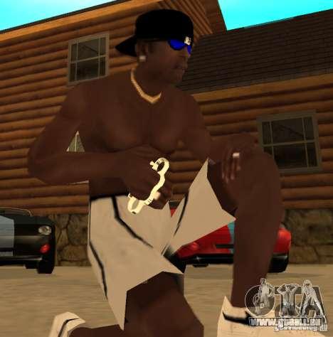 Neue Schlagring für GTA San Andreas