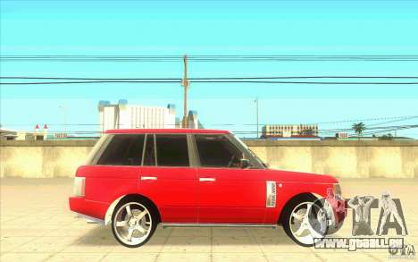 Arfy Wheel Pack 2 für GTA San Andreas neunten Screenshot
