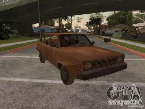 Machine de CoD MW 2 pour GTA San Andreas