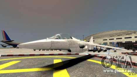 Liberty City Air Force Jet für GTA 4