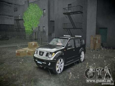 Nissan Pathfinder 2010 für GTA 4