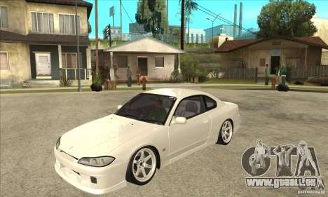 Nissan Silvia S15 Japan Drift für GTA San Andreas