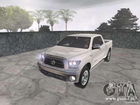 Toyota Tundra pour GTA San Andreas