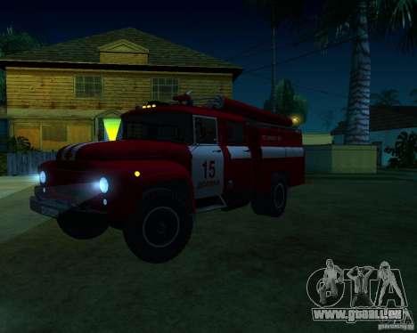 ZIL 130 AC 40 pour GTA San Andreas