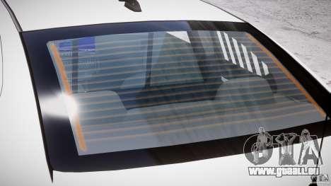Dodge Charger FBI Police für GTA 4-Motor