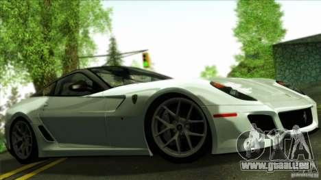 SA_New graphique HQ pour GTA San Andreas cinquième écran
