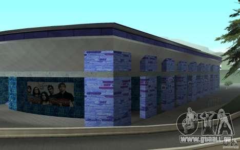 Un nouveau stade à San Fierro pour GTA San Andreas