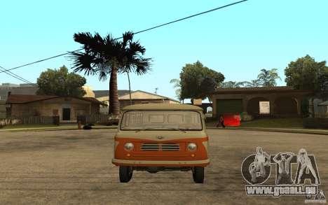 UAZ 450v für GTA San Andreas rechten Ansicht