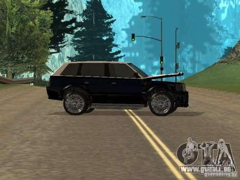 Huntley in GTA IV für GTA San Andreas