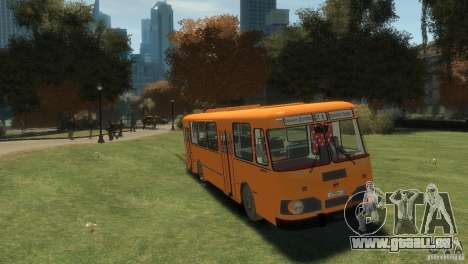 LIAZ 677 für GTA 4