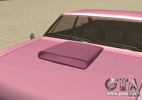 Car Tuning Parts pour GTA San Andreas quatrième écran