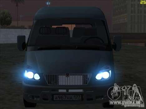 22172 Rotmarderhaar GAS für GTA San Andreas