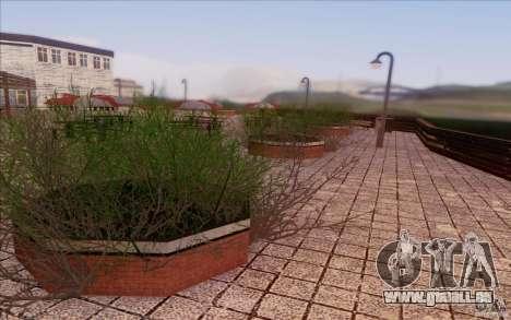 Behind Space Of Realities 2013 pour GTA San Andreas troisième écran