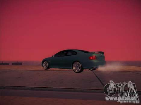 Pontiac FE GTO für GTA San Andreas Seitenansicht