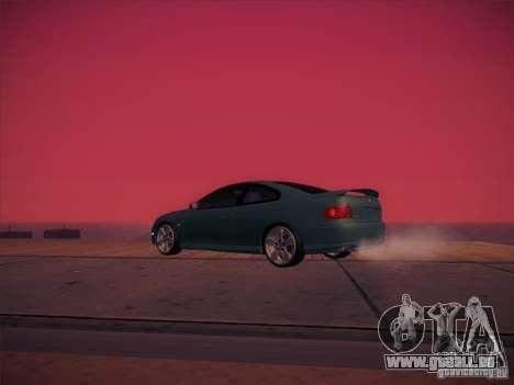 Pontiac FE GTO pour GTA San Andreas vue de côté