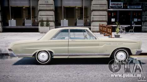 Ford Mercury Comet 1965 pour GTA 4 Salon