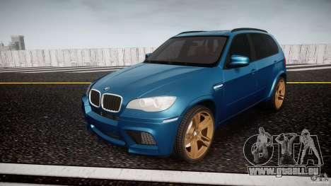 BMW X5 M-Power wheels V-spoke pour GTA 4