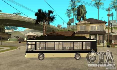 LIAZ 5256 für GTA San Andreas linke Ansicht
