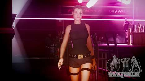 Angelina Jolie (Tomb Raider) für GTA 4