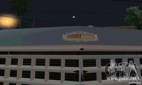 Mercury Monterey 1972 pour GTA San Andreas vue de droite