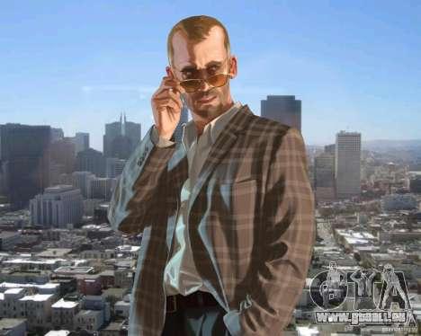 Écran de démarrage à San Francisco pour GTA 4 sixième écran
