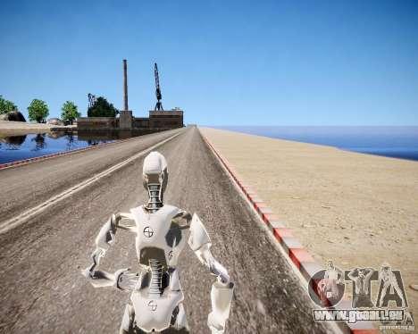 Crash Test Dummy für GTA 4 Sekunden Bildschirm