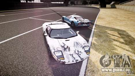 Ford GT1000 2006 Hennessey [EPM] EXTREME VERSION pour GTA 4 roues