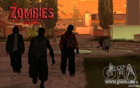 Mystische Kreaturen für GTA San Andreas zwölften Screenshot