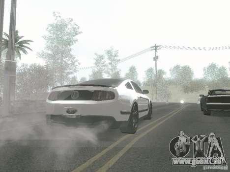 ENBSeries by Shake pour GTA San Andreas septième écran