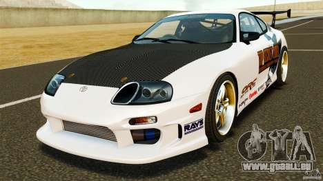Toyota Supra Top Secret pour GTA 4