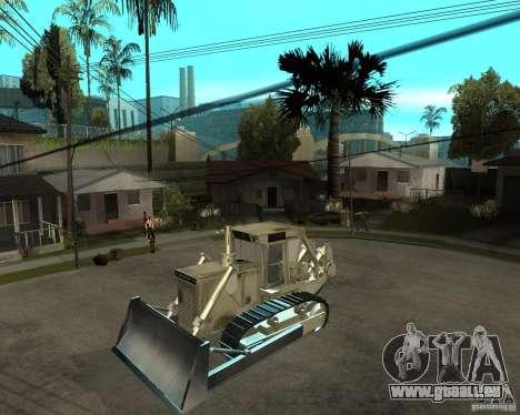 Komatsu D355A für GTA San Andreas linke Ansicht