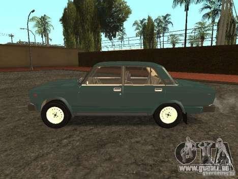 VAZ 2105 v. 2 für GTA San Andreas linke Ansicht
