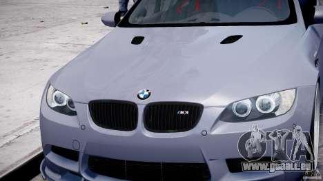 BMW M3 Hamann E92 für GTA 4 Räder