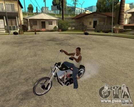 C&C chopeur pour GTA San Andreas