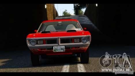 Dodge Demon 1971 pour GTA 4 est un côté