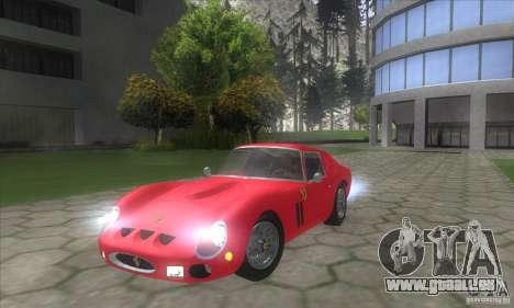 Ferrari 250 GTO 1962 für GTA San Andreas