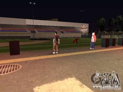 Konzert des AK-47 für GTA San Andreas siebten Screenshot