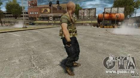 Jason Hudson pour GTA 4 secondes d'écran
