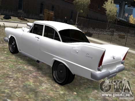 Plymouth Savoy 57 pour GTA 4 est une gauche
